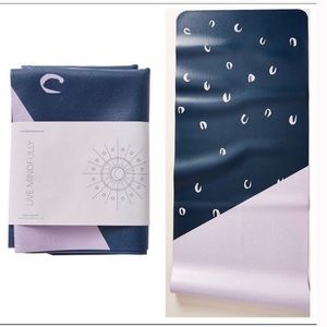 Anthropologie Travel Yoga Mat - NEW in bag